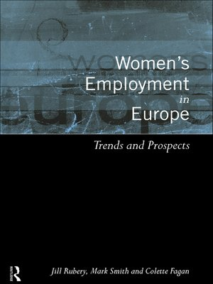 cover image of Women's Employment in Europe