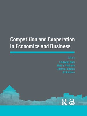 cover image of Competition and Cooperation in Economics and Business
