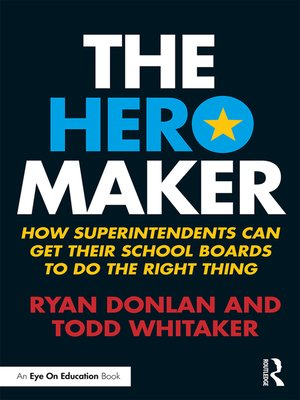 cover image of The Hero Maker