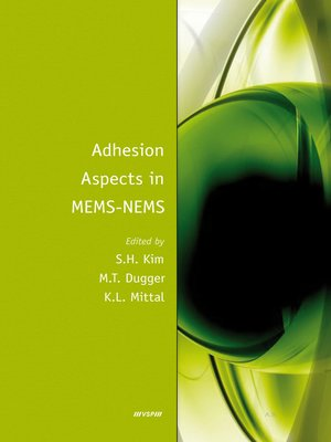 cover image of Adhesion Aspects in MEMS/NEMS