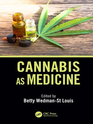 cover image of Cannabis as Medicine