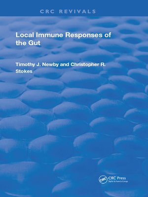 cover image of Local Immune Responses of the Gut