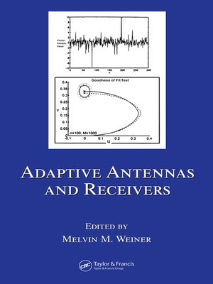 cover image of Adaptive Antennas and Receivers