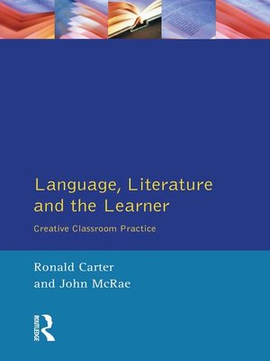 cover image of Language, Literature and the Learner