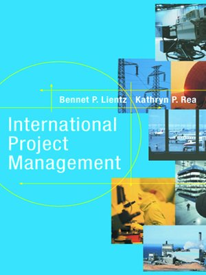 cover image of International Project Management