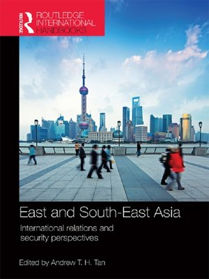 cover image of East and South-East Asia