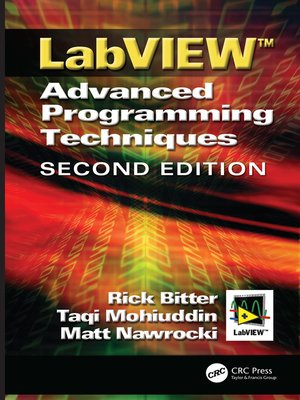 cover image of LabView