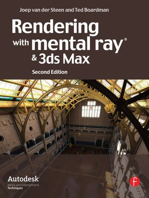cover image of Rendering with mental ray and 3ds Max
