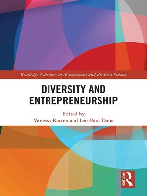 cover image of Diversity and Entrepreneurship