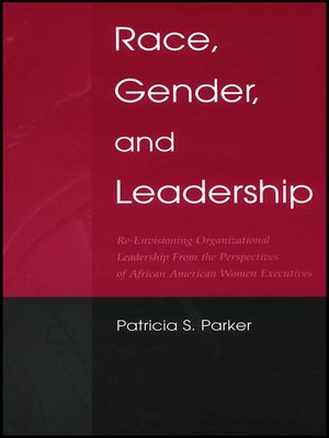 cover image of Race, Gender, and Leadership