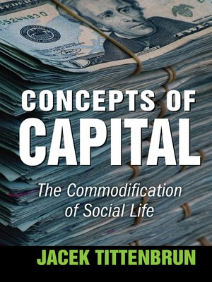 cover image of Concepts of Capital