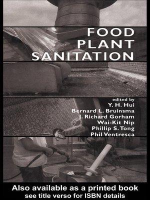 cover image of Food Plant Sanitation