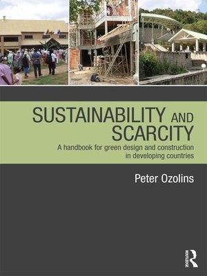cover image of Sustainability & Scarcity