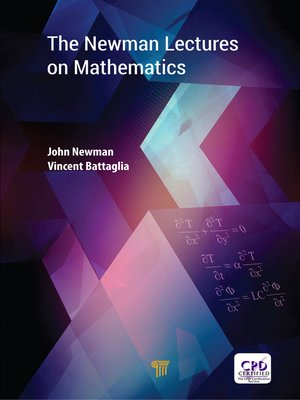 cover image of The Newman Lectures on Mathematics