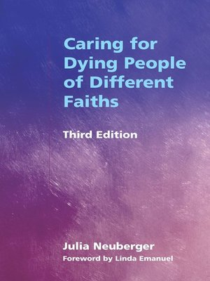 cover image of Caring for Dying People of Different Faiths