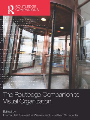 cover image of The Routledge Companion to Visual Organization