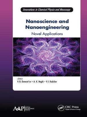 cover image of Nanoscience and Nanoengineering