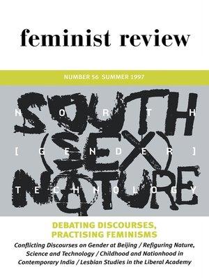 cover image of Debating Discourses, Practising Feminisms