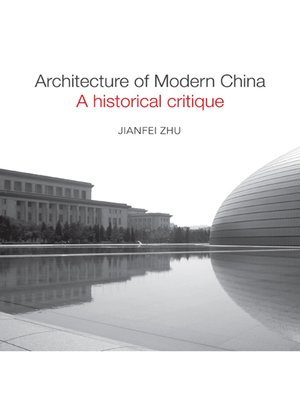 cover image of Architecture of Modern China
