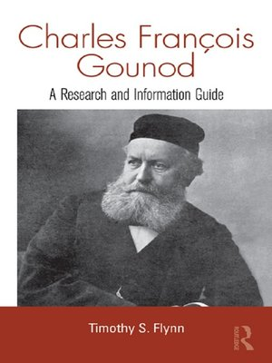 cover image of Charles Francois Gounod