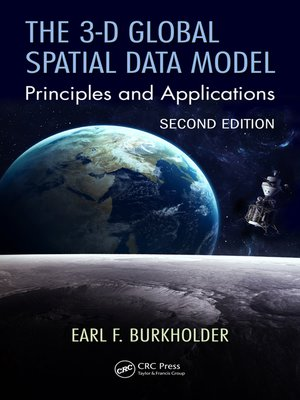 cover image of The 3-D Global Spatial Data Model