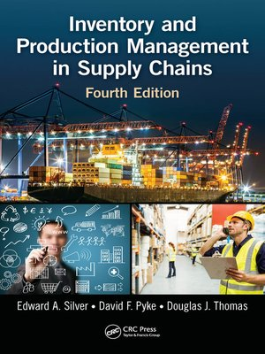 cover image of Inventory and Production Management in Supply Chains