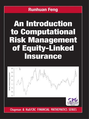 cover image of An Introduction to Computational Risk Management of Equity-Linked Insurance