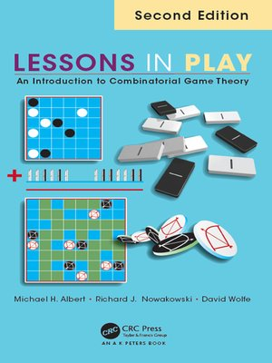 cover image of Lessons in Play