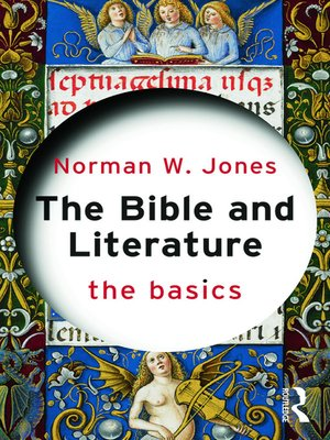 cover image of The Bible and Literature