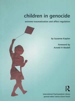 cover image of Children in Genocide