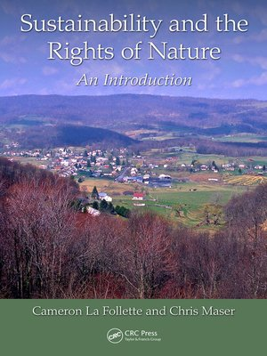 cover image of Sustainability and the Rights of Nature