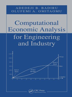 cover image of Computational Economic Analysis for Engineering and Industry