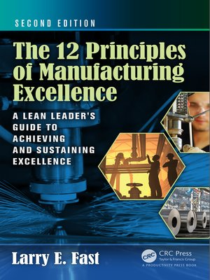 cover image of The 12 Principles of Manufacturing Excellence