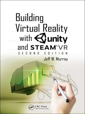 cover image of Building Virtual Reality with Unity and SteamVR