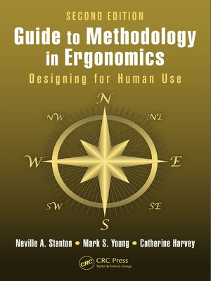 cover image of Guide to Methodology in Ergonomics