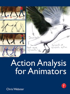 cover image of Action Analysis for Animators
