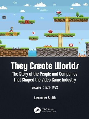 cover image of They Create Worlds