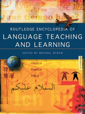 cover image of Routledge Encyclopedia of Language Teaching and Learning