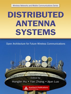 cover image of Distributed Antenna Systems