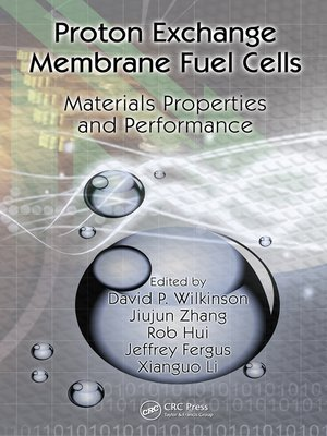 cover image of Proton Exchange Membrane Fuel Cells