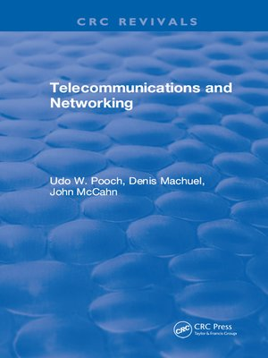 cover image of Telecommunications and Networking