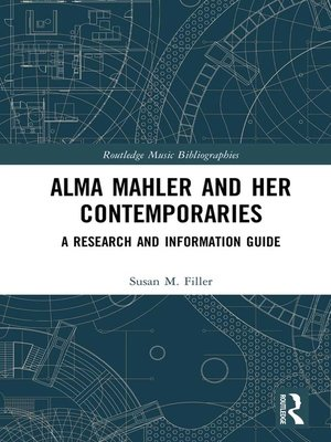 cover image of Alma Mahler and Her Contemporaries
