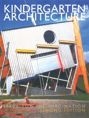 cover image of Kindergarten Architecture