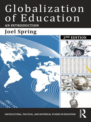 cover image of Globalization of Education
