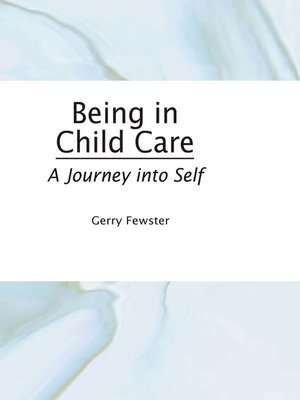 cover image of Being in Child Care