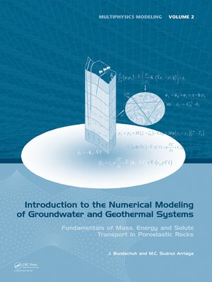 cover image of Introduction to the Numerical Modeling of Groundwater and Geothermal Systems