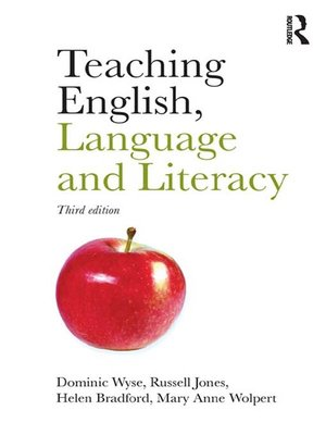 cover image of Teaching English, Language and Literacy
