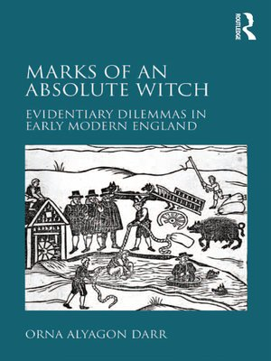 cover image of Marks of an Absolute Witch