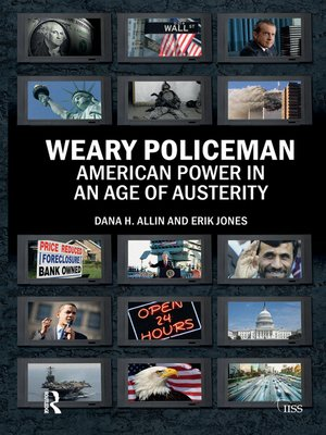 cover image of Weary Policeman