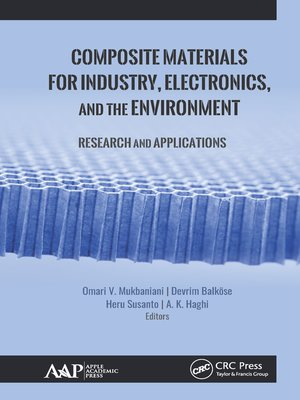 cover image of Composite Materials for Industry, Electronics, and the Environment